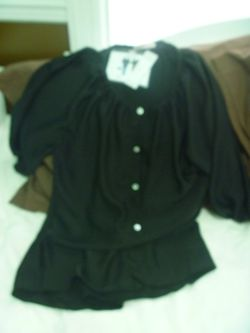 C and C Blouse